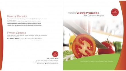 Domestic Helper Training Program Brochure