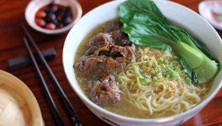 Beef brisket noodle